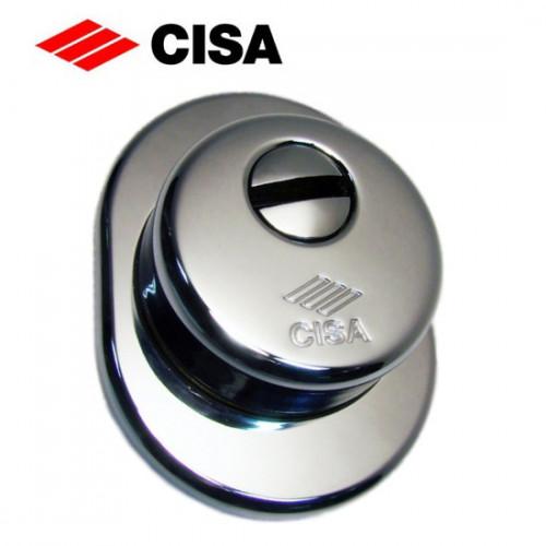 Броненакладка врізна Cisa 06.480.00.00 (латунь)