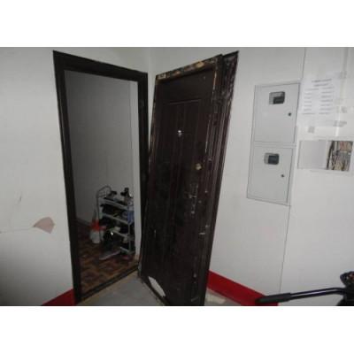 Как демонтировать железную дверь