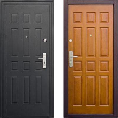 Металлические двери эконом-класса: стоит ли покупать