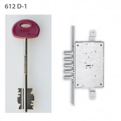 Iseo 612 D3 с перекодировкой