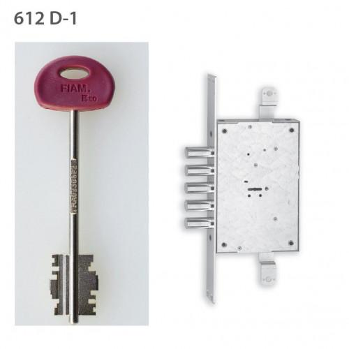 Iseo 612 D3 з перекодуванням