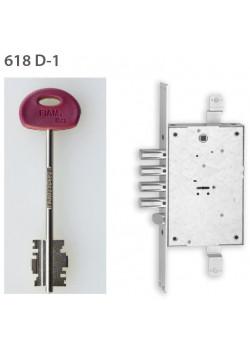 Iseo 618 D3 з перекодуванням