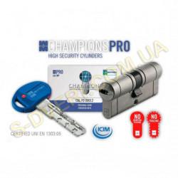 Циліндр MOTTURA CHAMPIONS PRO ключ/ключ