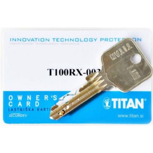 Циліндр Titan T100RX